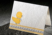 Ducky environmental gift tags or place cards (formerly 354F)