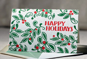 mistletoe-boxed-letterpress-folded-cards