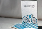 bicyclette-birthday-single-letterpress-folded-card