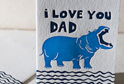 hippo-letterpress-folded-card