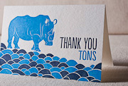 rhino-letterpress-folded-card