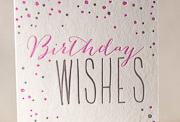 sparkling-birthday-wishes-letterpress and foil-folded-card