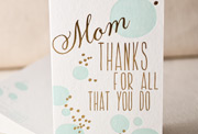 mom-for-all-you-do-letterpress and foil-folded-card