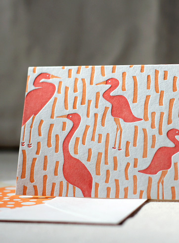herons-boxed-letterpress-folded-cards