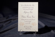 the chablais wedding invitation is part of Smock's letterpress & foil collection. free shipping, fre